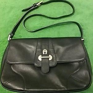 Etienne Aigner leather bag